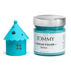 TURCHESE - CHALK COLOR - Linea Shabby - Tommy Art