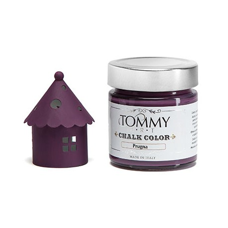 PRUGNA - CHALK COLOR - Linea Shabby - Tommy Art