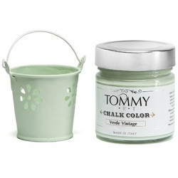 VERDE VINTAGE - CHALK COLOR - Linea Shabby - Tommy Art