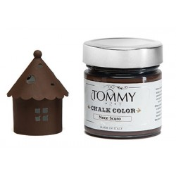 NOCE SCURO - CHALK COLOR - Linea Shabby - Tommy Art