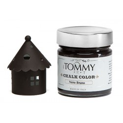 NERO BRUNO - CHALK COLOR - Linea Shabby - Tommy Art