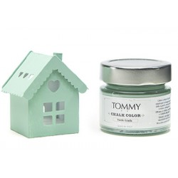 VERDE GIADA - CHALK COLOR - Linea Shabby - Tommy Art