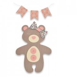 Fustella Sizzix Bigz L - Bear