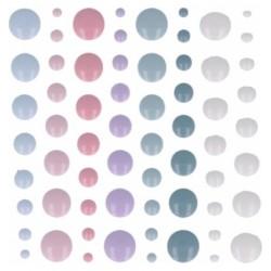 Enamel Dots Artemio - Lovely Swan