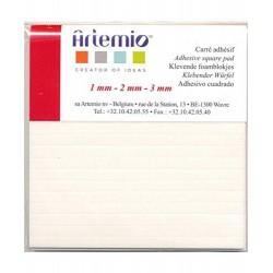 Craft foam pads - Artemio - Quadretti di Biadesivo spessorato
