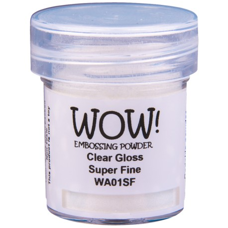 Wow! - Clear gloss super fine