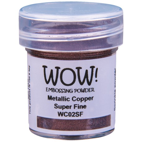 Wow! - Metallics Copper Super Fine