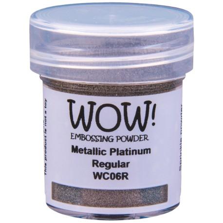 Wow! - Metallics platinum regular