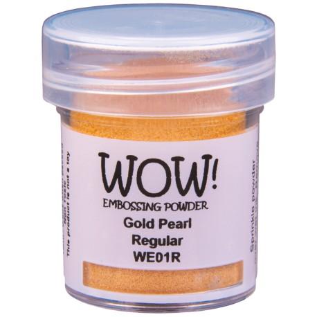 Wow! - Perlescents Gold pearl regular
