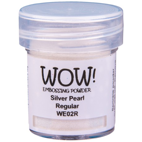 Wow! - Perlescents silver pearl regular