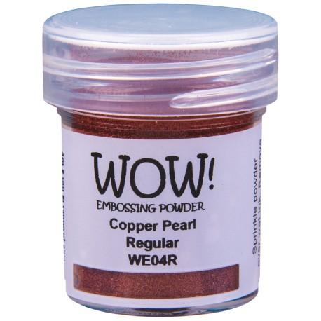 Wow! - Perlescents copper pearl regular