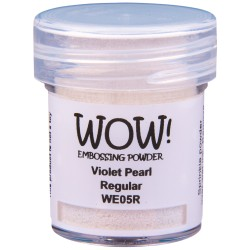 Wow! - Perlescents violet pearl regular