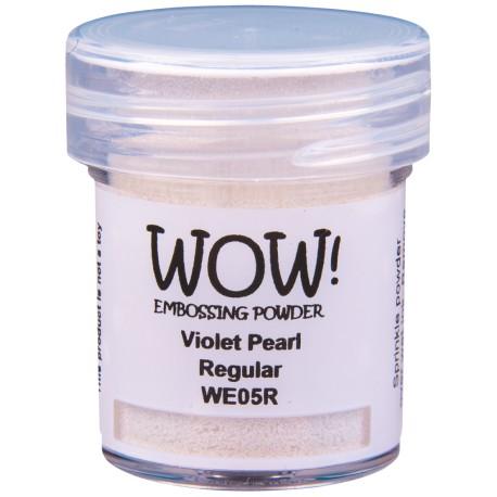 Wow! - Perlescents violet pearl regular