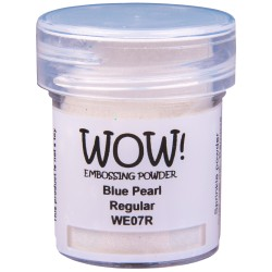 Wow! - Perlescents blue pearl regular