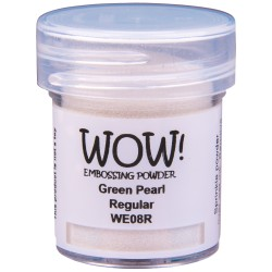 Wow! - Perlescents green pearl regular