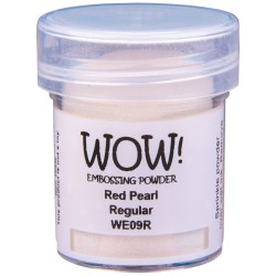 Wow! - Perlescents red pearl regular