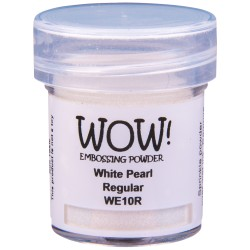 Wow! - Perlescents white pearl regular
