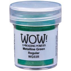 Wow! - Metallics green regular
