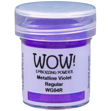 Wow! - Metallics violet regular