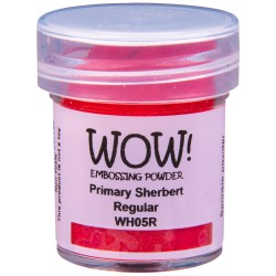 Wow! - Traslucida sherbet regular