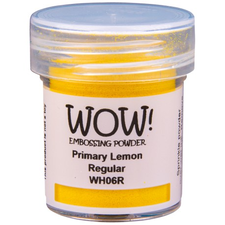 Wow! - Traslucida lemon regular