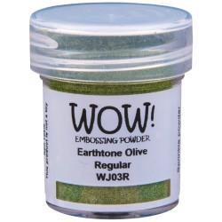 Wow! - Coprenti olive regular