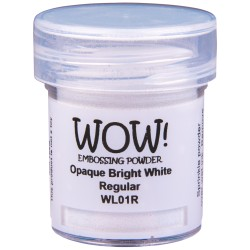 Wow! - Opache bright white regular