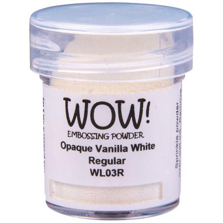 Wow! - Opache vanilla white