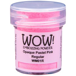 Wow! - Opache pastel pink