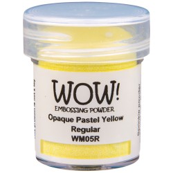 Wow! - Opache pastel yellow