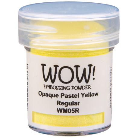 Wow! - Opache pastel yellow