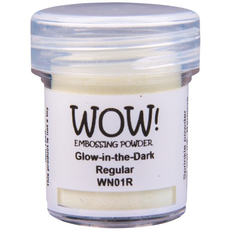 Wow! - Luminescente glow in the dark