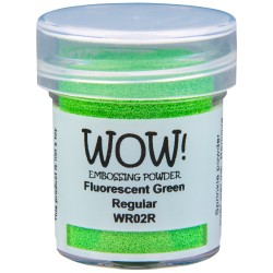 Wow! - Fluorescenti green