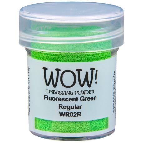 Wow! - Fluorescenti green