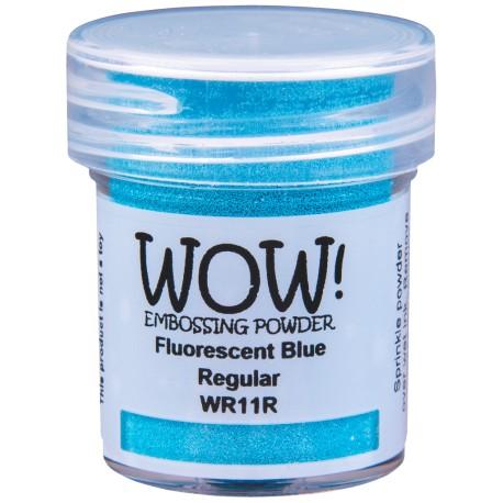 Wow! - Fluorescenti blue