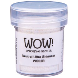 Wow! - Glitter neutral ultra shimmer
