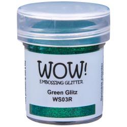 Wow! - Glitter Green Glitz