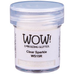 Wow! - Glitter clear sparkle