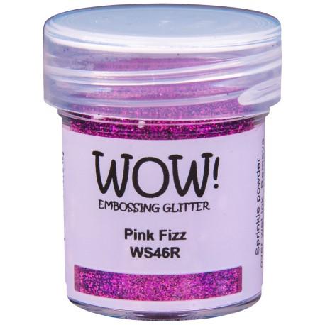 Wow! - Glitter Pink Fizz