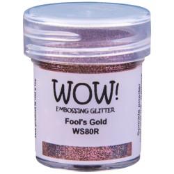 Wow! - Glitter Fool's Gold