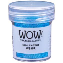 Wow! - Glitter Nice Ice Blue