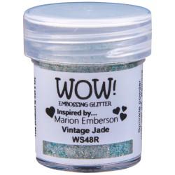 Wow! -  Glitters Vintage Jade
