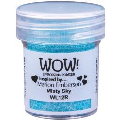 Wow! - Misty Sky