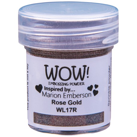 Wow! - Rose Gold