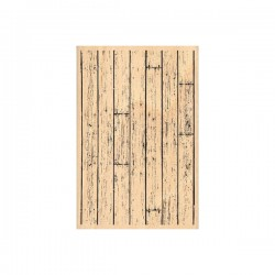Timbro legno Florileges - Planches de bois