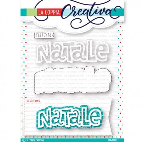 Fustella La Coppia Creativa - NATALE GRANDE
