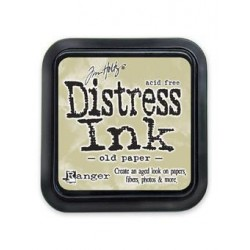 Tampone distress - Old paper