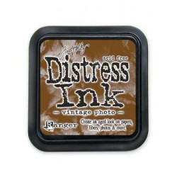 Tampone  distress - Vintage photo
