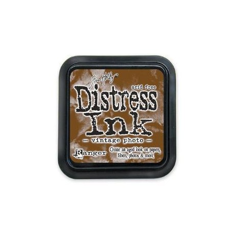 Tampone  distress - Vintage photo