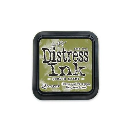 Tampone distress - Peeled paint